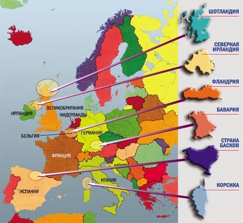 Государство в европе на новый год