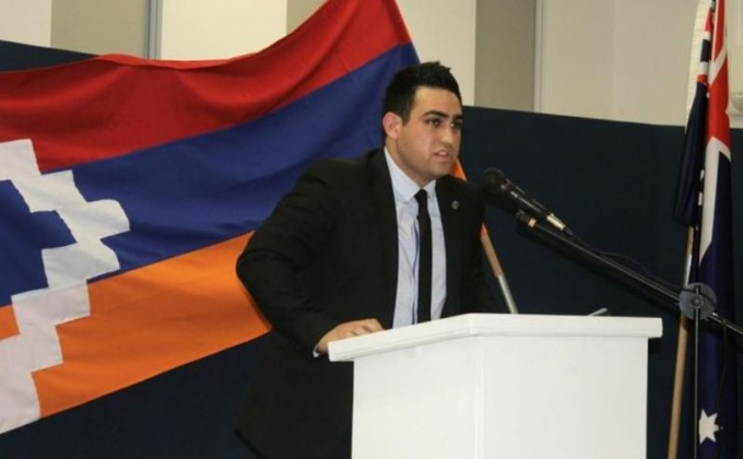 На деньги, собранные армянской общиной Австралии, будут куплены устройства для армии Арцаха