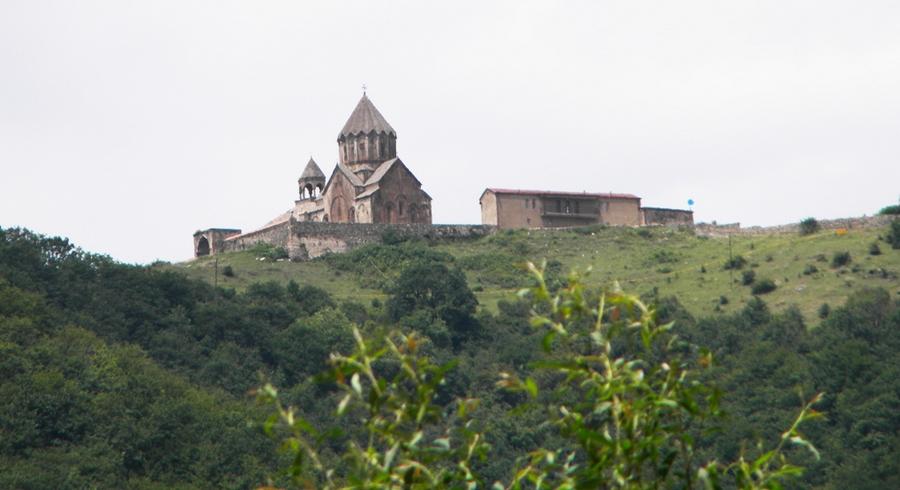 Остатки раннехристианских построек нашли в Нагорном Карабахе