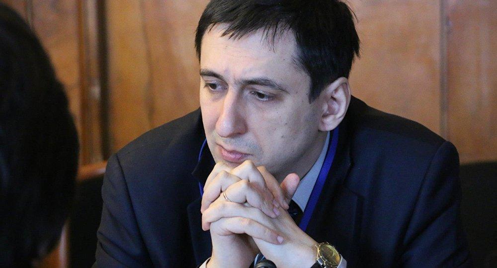 Андрей Арешев: События в Ереване-внутреннее дело Армении