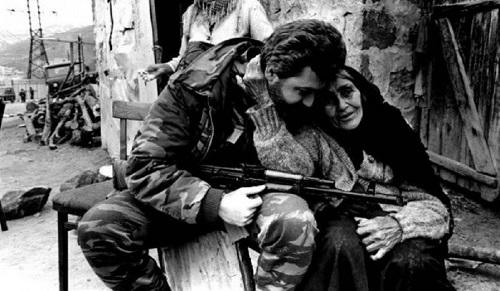 Саркис Ацпанян — истинный патриот и герой фотолегенды об армянском достоинстве