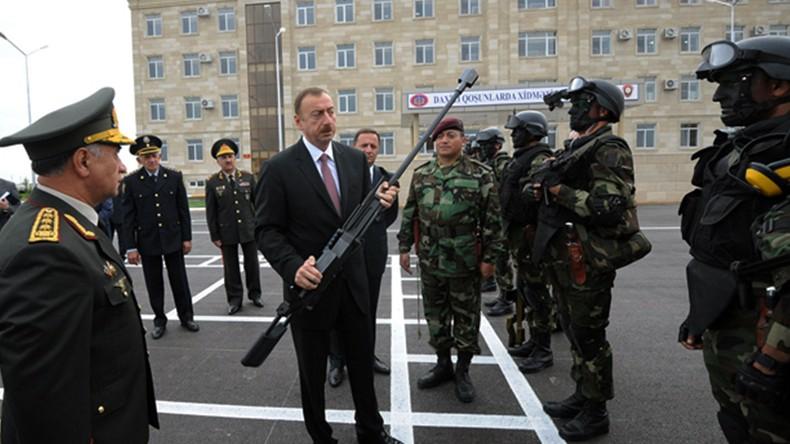 Главнокомандующий ИГИЛ И.Алиев