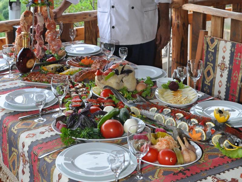 Армянское блюда на новый год