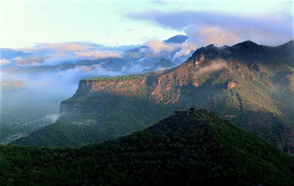 Cевер Армении: сокровища